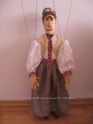 Украинский сувенир-кукла Украиночка