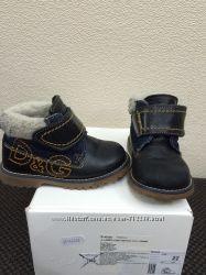 Ботинки зима D&G 22 р. , бу