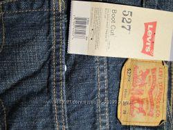 Фирменные джинсы Levis на мальчика 28х28