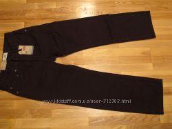 Фирменные коричневые джинсы Levis на мальчика 28х28