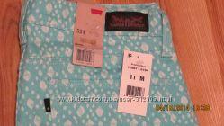 Skinny Фирменные джинсовы Levis, 11 М