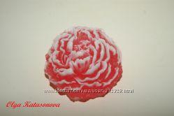 Весеннее мыло ручной работы- цветы, букеты - отличный подарок к 8 марта