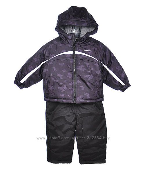 London Fog Демисезонная курточка с полукомбинезоном