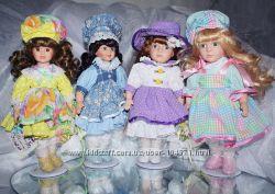 Фарфоровые куклы. новые