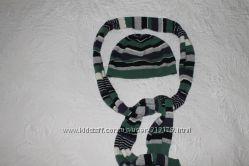 шапка шарф Bennetton