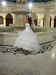 платье свадебное Кармен