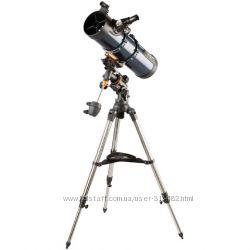 Телескоп Celestron AstroMaster 130 EQ  бинокль в подарок