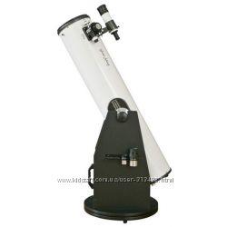 Телескоп ARSENAL GSO 2541250, Добсон, 10 GS-880  бинокль в подарок