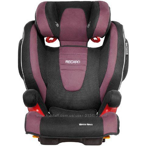 Автокресло RECARO Monza Nova 2 SeatFix Violet