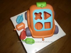 Развивающая игрушка-сортер Машинка Cotoons Smoby