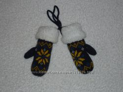 Продам варежки-рукавички на 1-3 года Новые