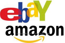 Ebay Англия и США - круглосуточно- отличные условия. Использую снайпер