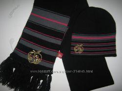 Набор шарф и шапка APPLE BOTTOMS Оригинал