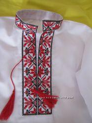 Вышивка крестиком детские сорочки