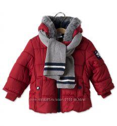 Детские курточки и комбинезоны. C&A Германия