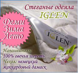 Шерстянные одеяла Iglen Украина