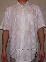 Рубашки белые мужские