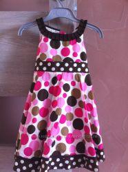 Красивейшее фирменное платье для девочки Maggie&Zoe