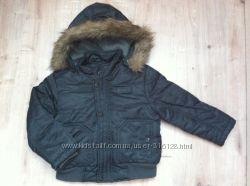 Фирменная куртка  MEXX для мальчика на 5 лет