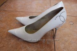 Свадебные туфли 36 размера