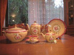 немецкий новый чайно кофейный сервиз