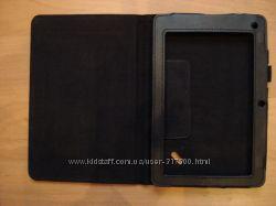 Обложка чехол на планшет Acer Iconia B1-A71 tab черного цвета 7 дюймов