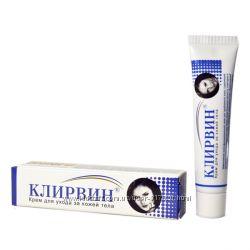 Клирвин многофункциональный крем для кожи от шрамов, рубцов, пятен 25гр