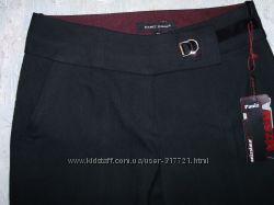 Новые стильные  качественные брюки капри, осень-зима 36 размера