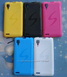 Чехол силиконовый Lenovo P780 IdeaPhone S Line TPU