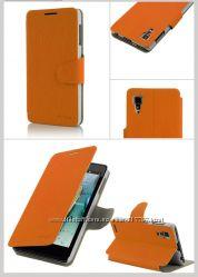 Стильный чехол книжка Lenovo P780 IdeaPhone