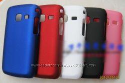 Непрозрачный пластмассовый чехол для Samsung Galaxy Y Duos S6102