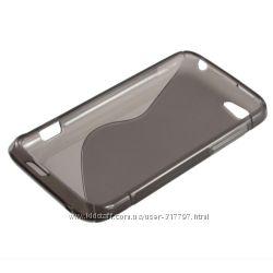 S line TPU силиконовый для HTC One V