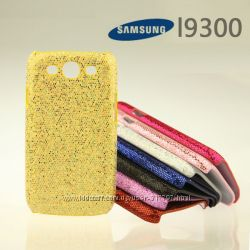 яркий чехол со стразами Samsung Galaxy S3 i9300