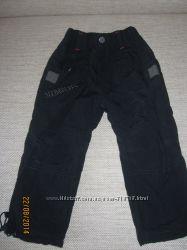детские брюки утепленные