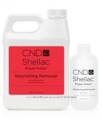 Ремувер для снятия гель-лака CND Nourishing Remover