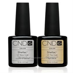 CND Shellac Base & Top Coat