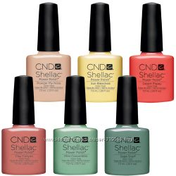 CND Shellac OPEN ROAD COLLECTION 2014