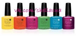 CND Shellac Paradise Collection 2014