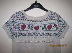 Теплая стильная туника-платье Falmer Heritage 12 англ. размер
