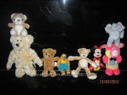 Мягкие фирмовые игрушки недорого
