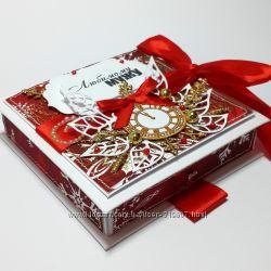 Коробочки для денег, подарочных сертификатов, мелких подарков