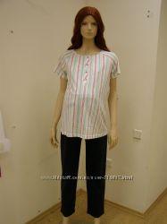 Распродажа, трикотаж для беременных, футболки, шорты, штаны  Германия