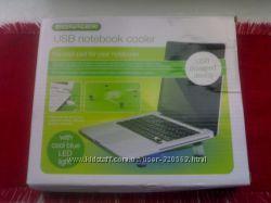 Подставка - кулер охлаждающая с подсветкой, USB notеbook cooler от SIGNALEX