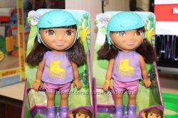 Акция Кукла Даша Дора исследователь Dora the Explorer от Fisher price