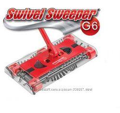 Электровеник Swivel Sweeper G6 Свивел Свипер Джи 6