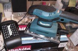Вибрационная шлифовальная машина Makita BO 3711