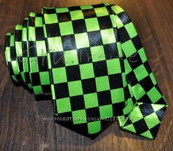 Креативные узкие галстуки