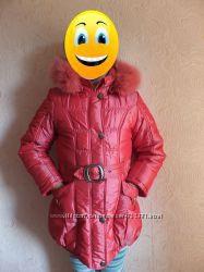 Пальто зимнее DONILO р. 134