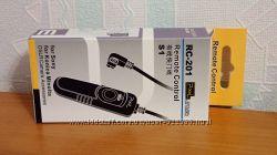 Пульт-тросик Pixel RC-201 для дистанционного спуска затвора Sony DSLR