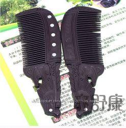 Турмалиновая расческа с магнитами здоровые волосы